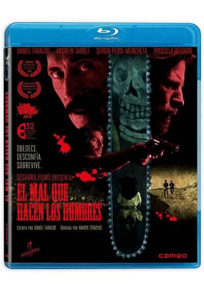 El mal que hacen los hombres (Blu-ray) (The Evil That Men Do)