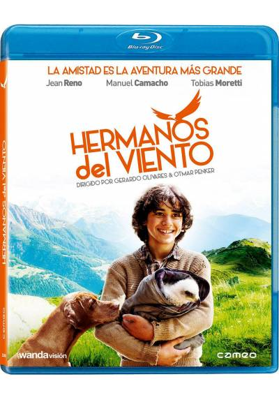 Hermanos del viento (Blu-ray) (Brothers of the Wind)
