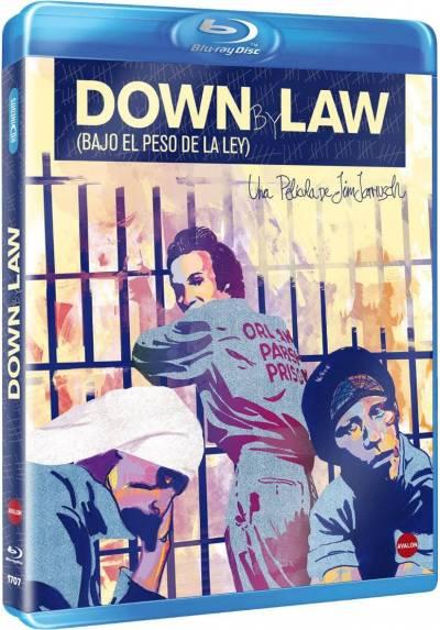 Bajo el peso de la ley (Blu-ray) (V.O.S) (Down by Law)