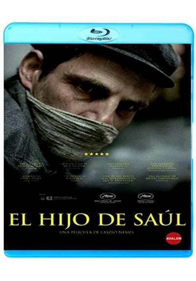 El hijo de Sauly (Blu-ray) (Saul fia)