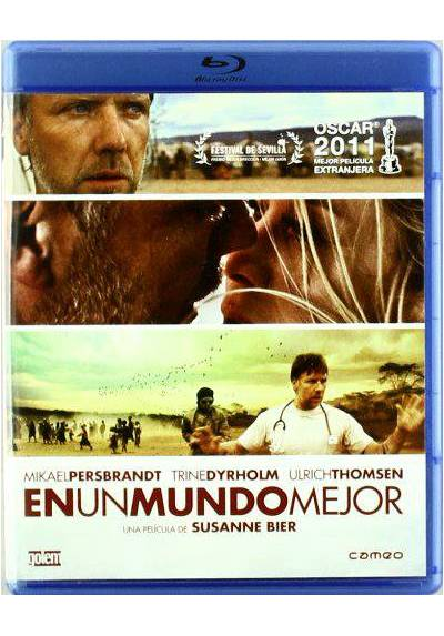 En un mundo mejor (Blu-ray) (Hævnen) (Civilization) (In a Better World)