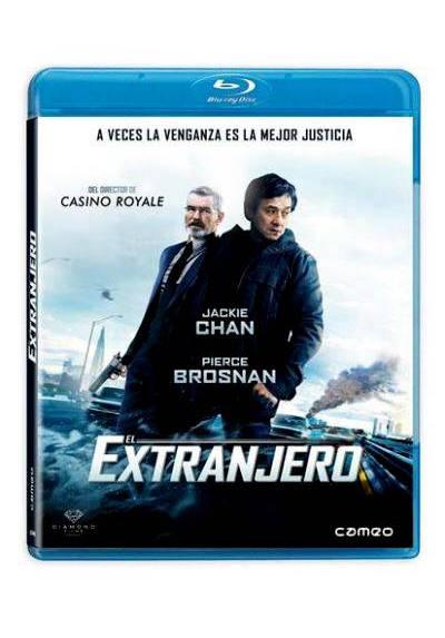 El extranjero (Blu-ray) (The Foreigner)