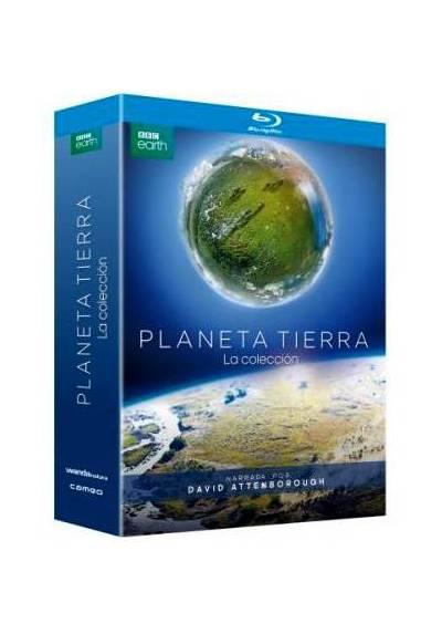 Planeta tierra - La coleccion (Blu-ray)