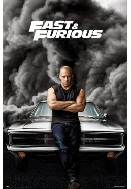 Poster Fast & Furius (POSTER 61 x 91,5)