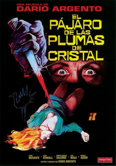 El Pajaro de las Plumas de Cristal (L'Ucello dalle piume di cristallo)