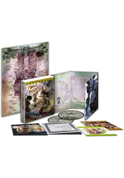 Made In Abyss - Episodios 1 A 13 (Blu-ray) Serie Completa - Edicion Coleccionista