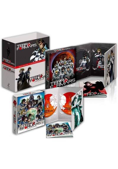 Terraformars + Terraformars Revenge (Blu-ray) Serie Completa