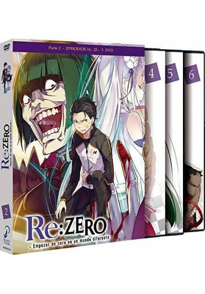 Re:Zero: Empezar de nuevo en un mundo diferente - Parte 2