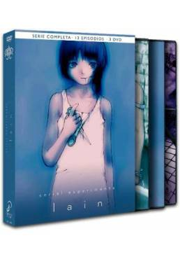 Lain : Serial Experiments - Serie Completa - 13 episodios