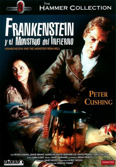 Frankenstein y el Monstruo del Infierno (Frankenstein and the Monster from Hell)