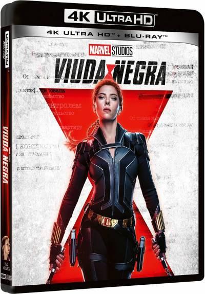 Viuda Negra 4k UHD (Blu-ray) (Black Widow)