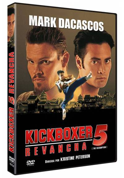 Kickboxer 5 Revancha (Kickboxer 5: The Redemption)