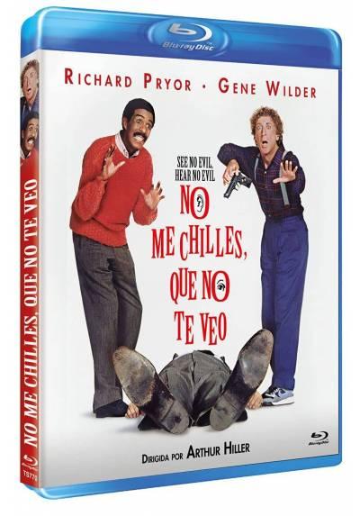 No Me Chilles, Que No Te Veo (Blu-ray) (See No Evil, Hear No Evil)
