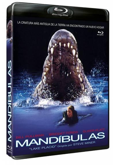 Mandibulas (Blu-ray) (Lake Placid)