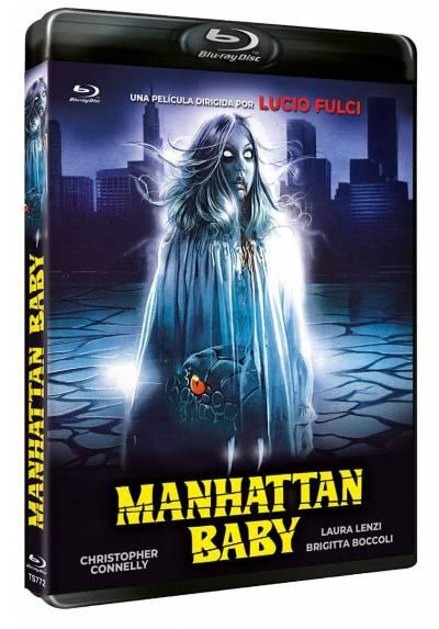 Manhattan Baby (Blu-ray)