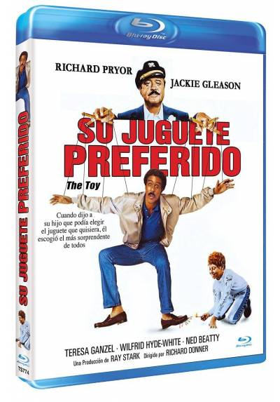 Su Juguete Preferido (Blu-ray) (The Toy)