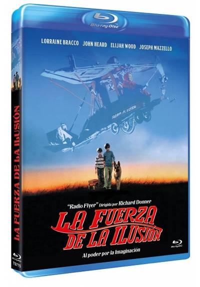 La fuerza de la ilusion (Blu-ray) (Radio Flyer)
