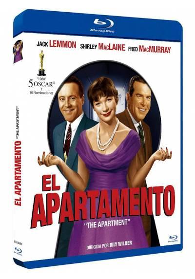 El apartamento (Blu-ray) (The Apartment)