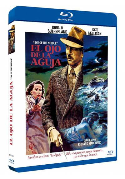 El ojo de la aguja (Blu-ray) (Eye of the Needle)