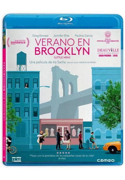 Verano en Brooklyn (Blu-ray) (Little Men)