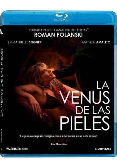 La Venus de las pieles (Blu-ray) (La vénus a la fourrure) (Venus in Fur)