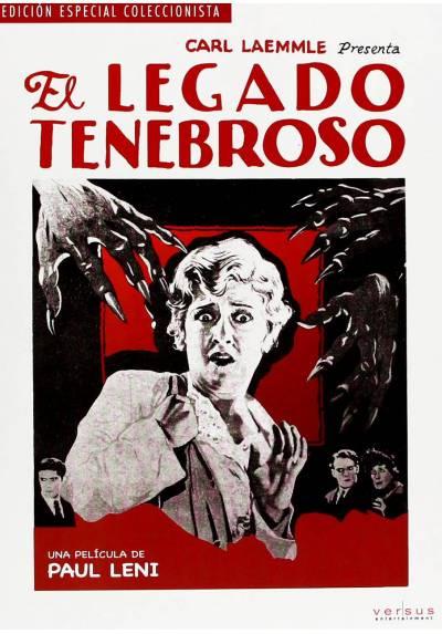 El legado tenebroso (The Cat and the Canary)