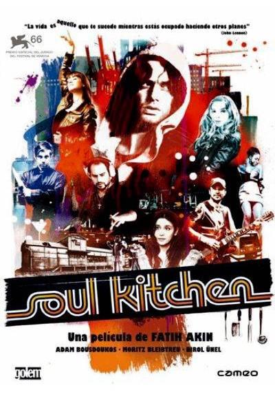 copy of Soul Kitchen (Blu-Ray)