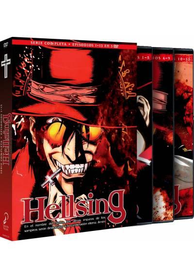 Hellsing - Serie Completa - Episodios 1 al 13