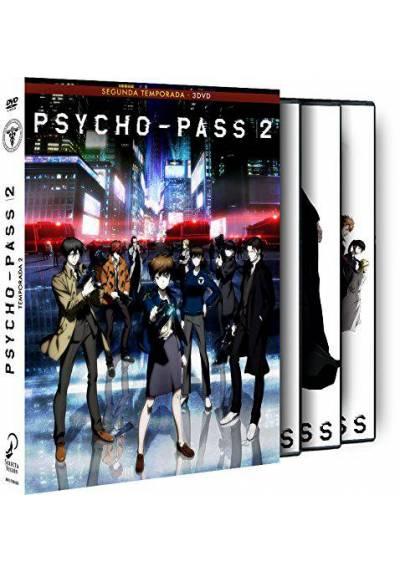 Psycho Pass : 2ª Temporada Completa