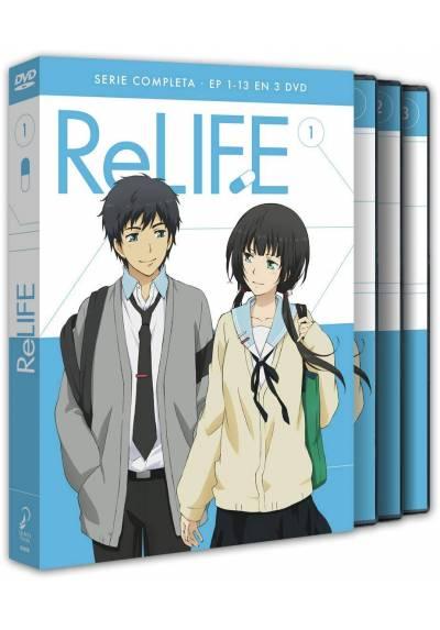 ReLIFE Serie Completa - Episodios 1 al 13