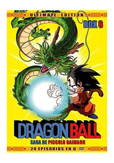 Dragon Ball Box 6 - Saga de Piccolo Daimaon
