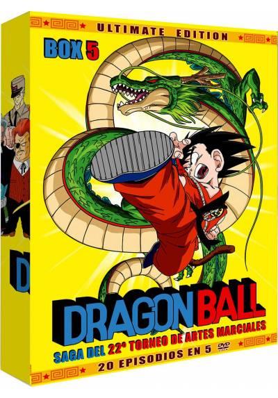 Dragon Ball Box 5 - Saga del 22º Torneo de Artes Marciales