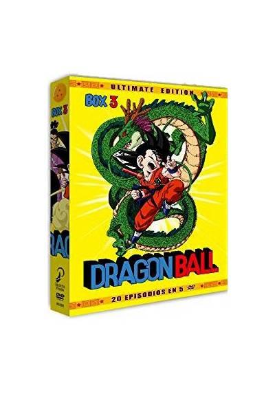 Dragon Ball Box 3 - Saga del Ejercito Red Ribbon 2ª Parte