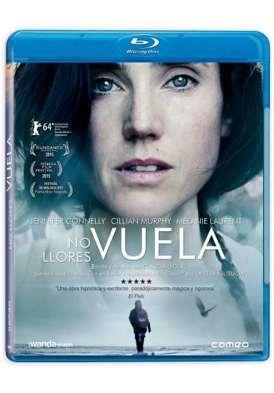 No Llores, Vuela (Blu-ray) (Aloft)