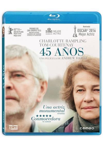 45 años (Blu-ray) (45 Years)