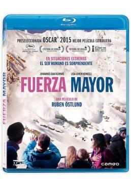 Fuerza mayor (Blu-ray) (Force Majeure)