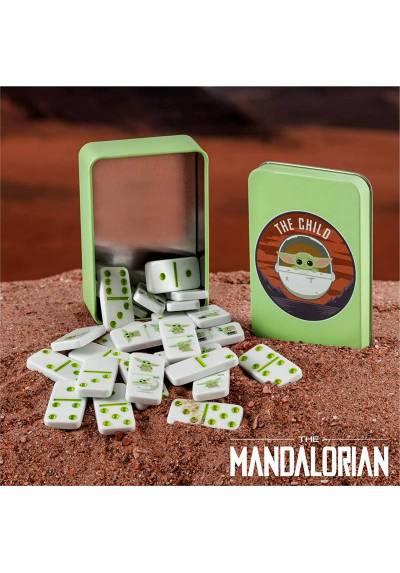 Domino Baby Yoda - The Mandalorian