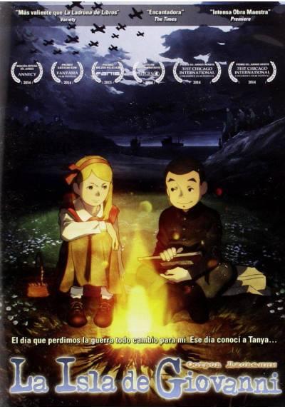copy of La Isla De Giovanni (Blu-Ray + Dvd + Dvd Extras + Libro) (Ed. Coleccionista) (Giovanni No Shima)
