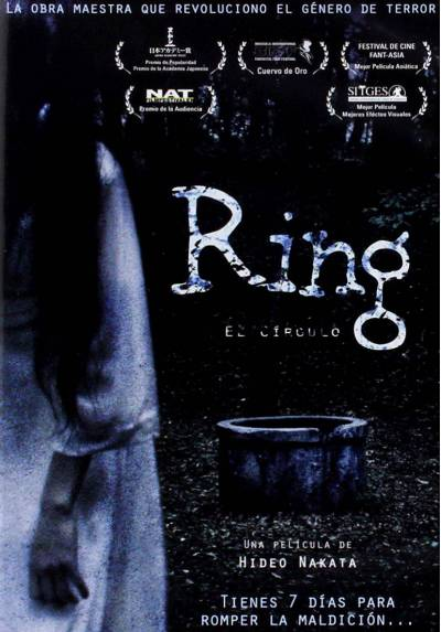 copy of The Ring (El Circulo) - (Ringu)
