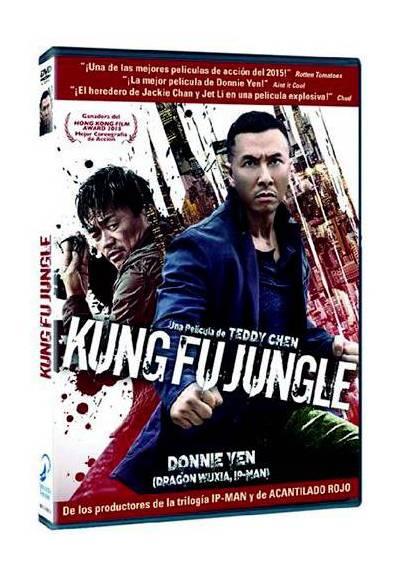 copy of Kung Fu Jungle (Blu-Ray + Dvd + Dvd extras + Libro) (Yi Ge Ren De Wu Lin)