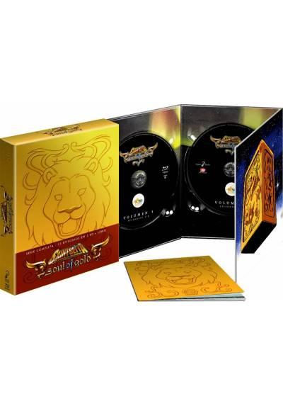 Saint Seiya Soul Of Gold - Serie Completa (Blu-Ray)
