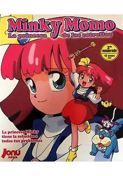Minky Momo: La Princesa De Las Estrellas - 2ª Temporada (Mahô No Purinsesu Minkî Momo)