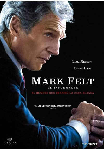 Mark Felt. El Informante (The Man Who Brought Down The White House)