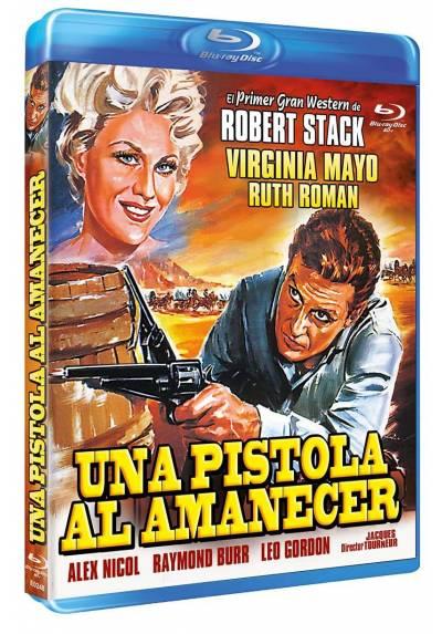 Una Pistola Al Amanecer (Blu-ray) (Bd-R) (Great Day In The Morning)