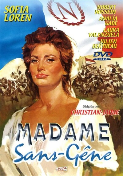 Madame Sans-Gêne (Madame Sans-Gêne)