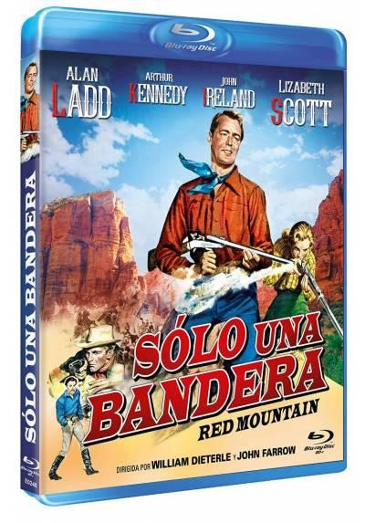 Solo Una Bandera (Blu-ray) (Bd-R) (Red Mountain)