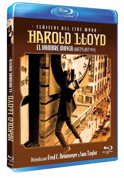 El hombre mosca (Blu-ray) (Bd-R) (Safety Last!)