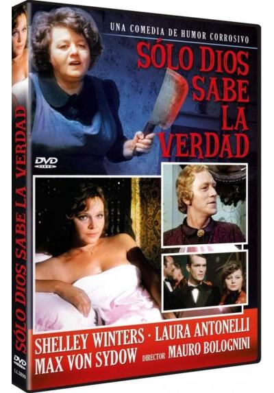 copy of Sólo Dios Sabe La Verdad (Gran Bollito)