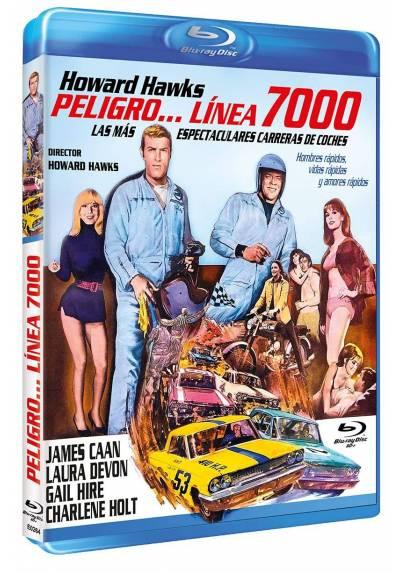Peligro... Linea 7000 (Blu-ray) (Bd-R) (Red Line 7000)