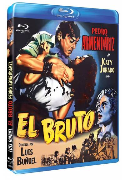El bruto (Blu-ray) (Bd-R)